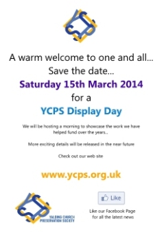 YCPS Display Day 15th March